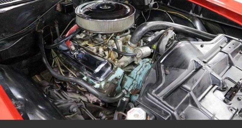 Pontiac LeMans Le mans 350 v8 1968 prix tout compris hors homologation 4500 Rouge occasion à PONTAULT COMBAULT - photo n°5