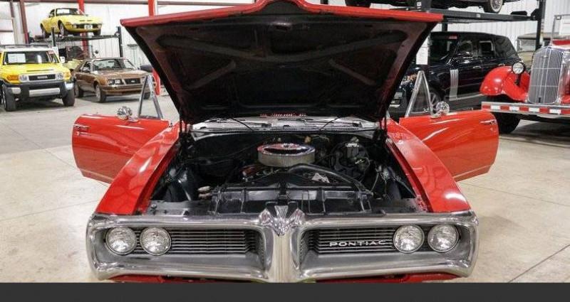 Pontiac LeMans Le mans 350 v8 1968 prix tout compris hors homologation 4500 Rouge occasion à PONTAULT COMBAULT - photo n°6