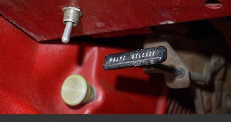 Pontiac LeMans Le mans 350 v8 1968 prix tout compris hors homologation 4500 Rouge occasion à PONTAULT COMBAULT - photo n°7