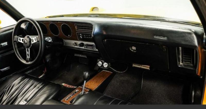 Pontiac LeMans Le mans Gto judge tribute 1972 prix tout compris Orange occasion à PONTAULT COMBAULT - photo n°7