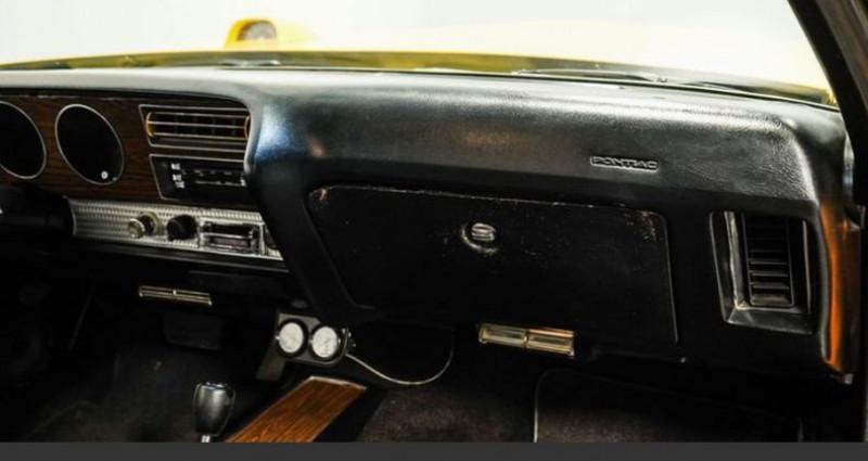 Pontiac LeMans Le mans Gto judge tribute 1972 prix tout compris Orange occasion à PONTAULT COMBAULT - photo n°5
