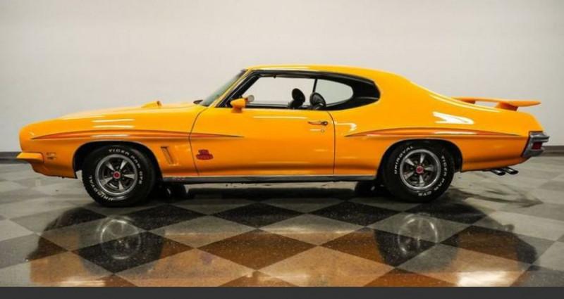Pontiac LeMans Le mans Gto judge tribute 1972 prix tout compris Orange occasion à PONTAULT COMBAULT - photo n°2