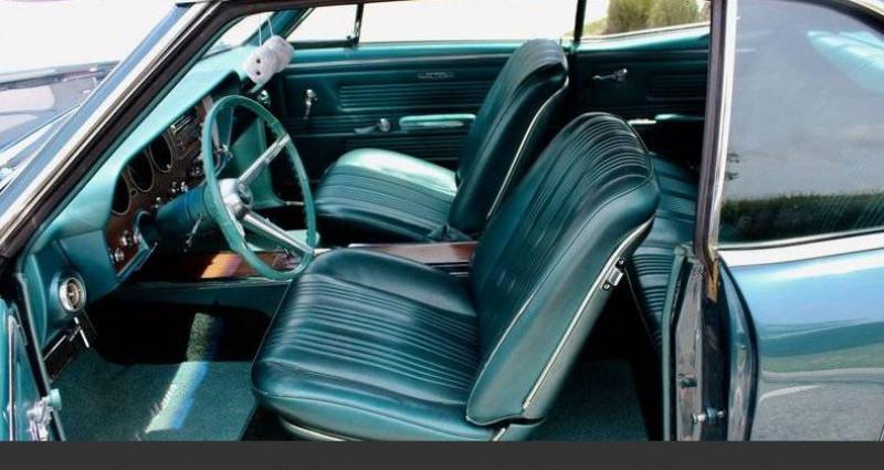 Pontiac LeMans Le mans V8 1967 prix tout compris Bleu occasion à PONTAULT COMBAULT - photo n°3