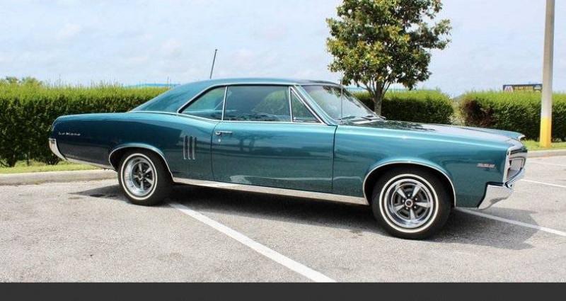 Pontiac LeMans Le mans V8 1967 prix tout compris Bleu occasion à PONTAULT COMBAULT