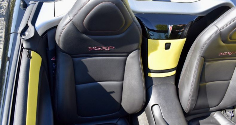 Pontiac Solstice GXP Noir occasion à MERY-SUR-OISE - photo n°4