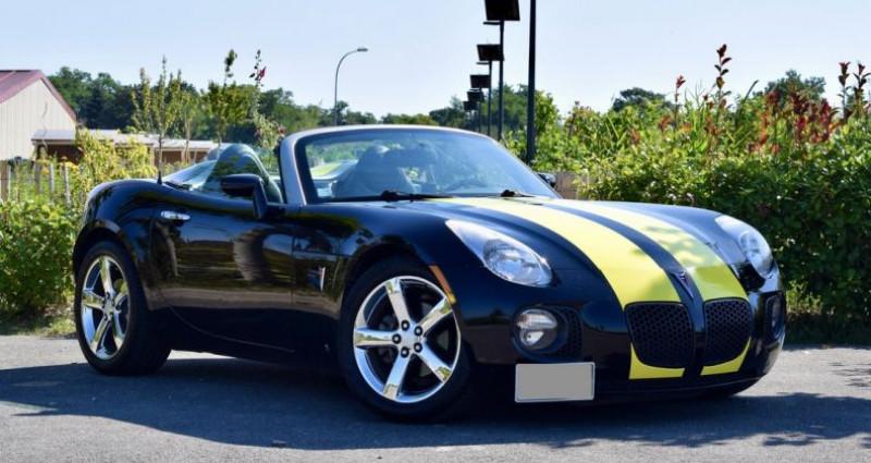 Pontiac Solstice GXP Noir occasion à MERY-SUR-OISE