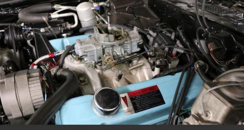 Pontiac Trans Am 455 v8 1980 prix tout compris Noir occasion à PONTAULT COMBAULT - photo n°4