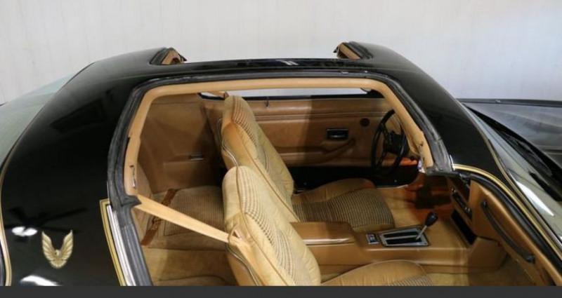 Pontiac Trans Am 455 v8 1980 prix tout compris Noir occasion à PONTAULT COMBAULT - photo n°2