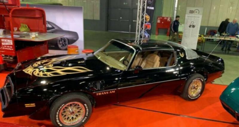 Pontiac Trans Am 6.6 V8 Noir occasion à Reisdorf - photo n°4