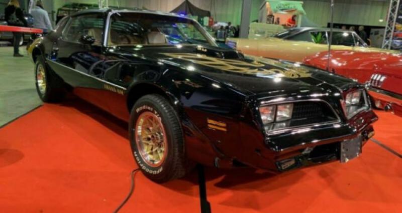 Pontiac Trans Am 6.6 V8 Noir occasion à Reisdorf - photo n°3