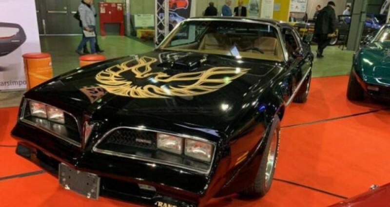 Pontiac Trans Am 6.6 V8 Noir occasion à Reisdorf