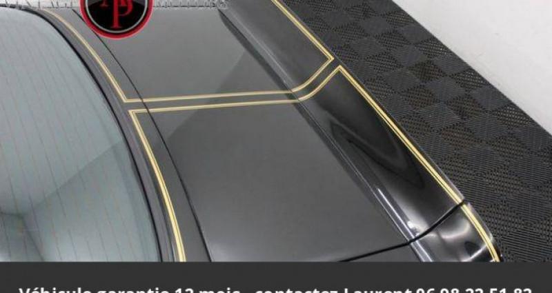 Pontiac Trans Am 6.6l v8 prix tout compris Noir occasion à PONTAULT COMBAULT - photo n°2