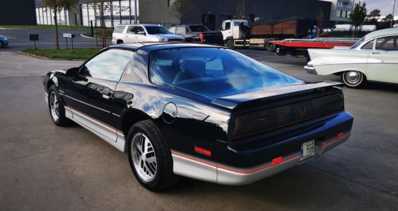Pontiac Trans Am FIREBIRD TRANS-AM V8 Noir occasion à Gullegem - photo n°6