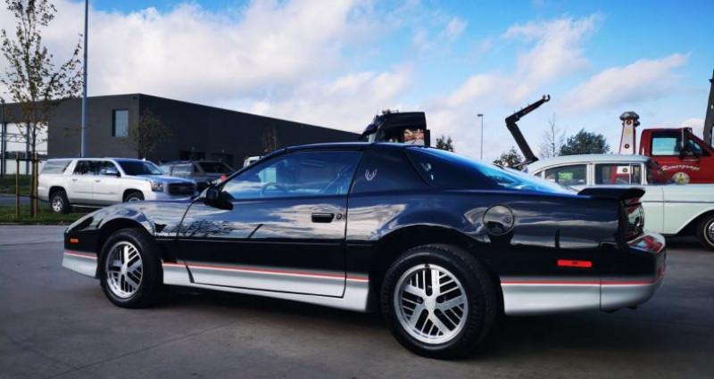 Pontiac Trans Am FIREBIRD TRANS-AM V8 Noir occasion à Gullegem - photo n°5