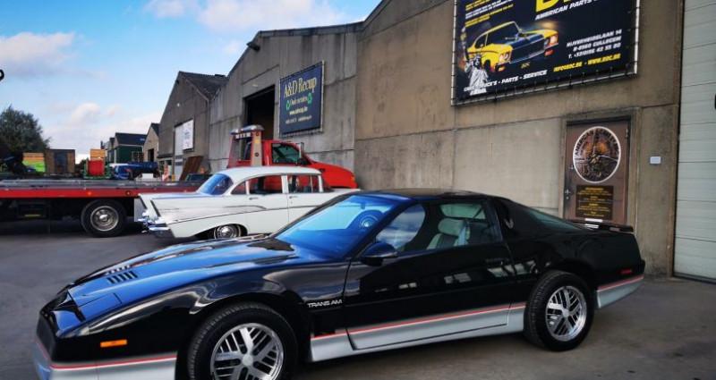 Pontiac Trans Am FIREBIRD TRANS-AM V8 Noir occasion à Gullegem - photo n°4