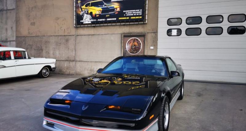 Pontiac Trans Am FIREBIRD TRANS-AM V8 Noir occasion à Gullegem - photo n°3