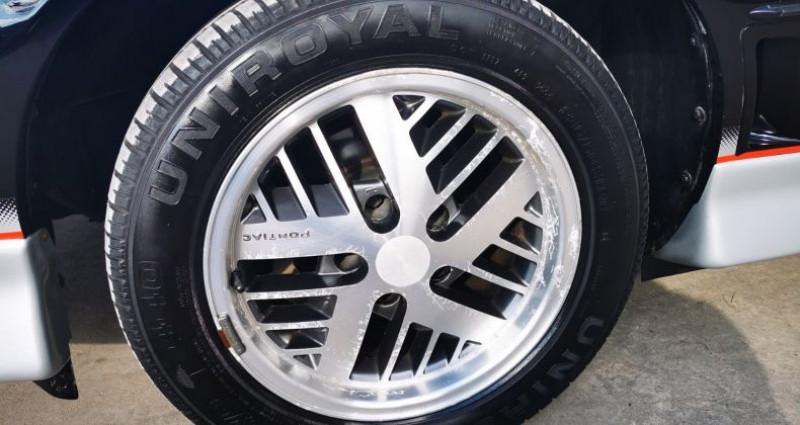 Pontiac Trans Am FIREBIRD TRANS-AM V8 Noir occasion à Gullegem - photo n°2