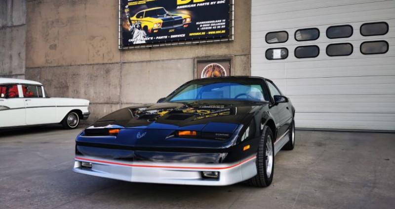 Pontiac Trans Am FIREBIRD TRANS-AM V8 Noir occasion à Gullegem