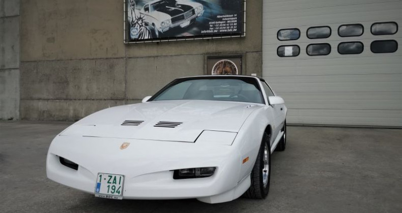 Pontiac Trans Am GTA Blanc occasion à Gullegem