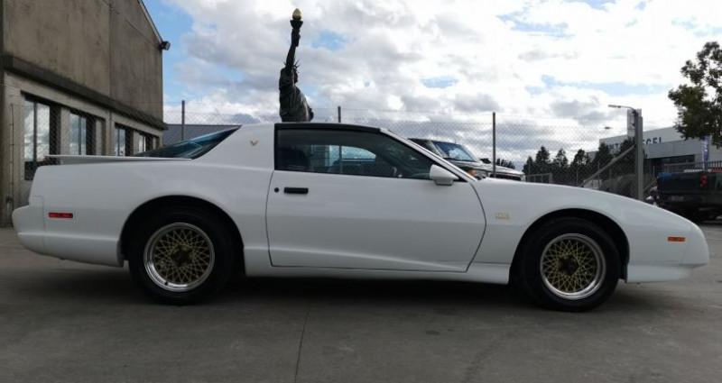 Pontiac Trans Am GTA Blanc occasion à Gullegem - photo n°5