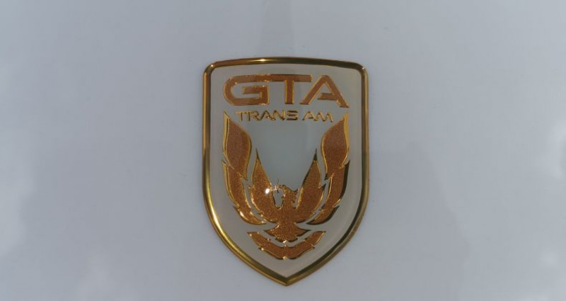 Pontiac Trans Am GTA Blanc occasion à Gullegem - photo n°6