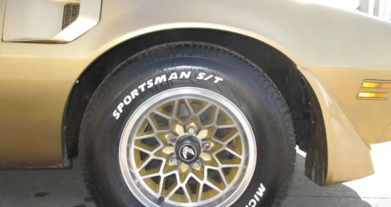 Pontiac Trans Am Trans-am Gold Edition Or occasion à Gullegem - photo n°2