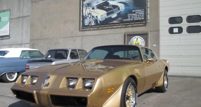 Pontiac Trans Am Trans-am Gold Edition Or occasion à Gullegem