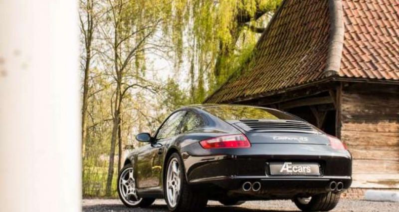 Porsche 356 997 CARRERA 4S MANUAL - BOSE - SPORT CHRONO Noir occasion à IZEGEM - photo n°6