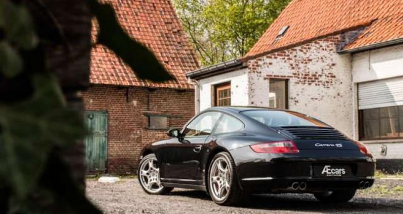 Porsche 356 997 CARRERA 4S MANUAL - BOSE - SPORT CHRONO Noir occasion à IZEGEM