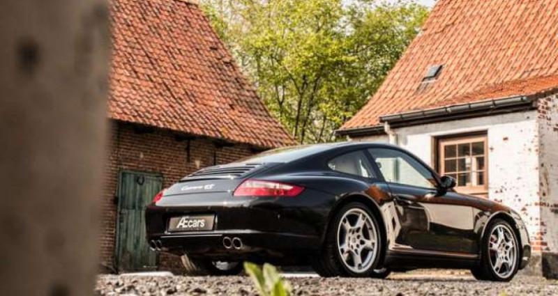 Porsche 356 997 CARRERA 4S MANUAL - BOSE - SPORT CHRONO Noir occasion à IZEGEM - photo n°4