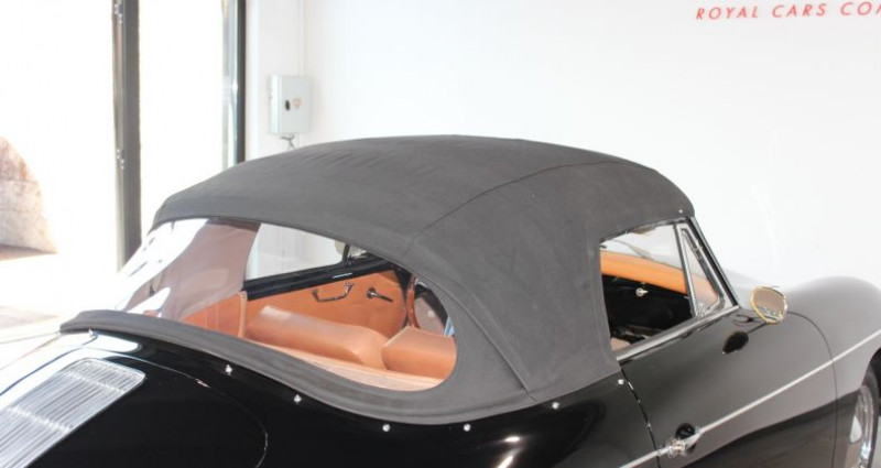 Porsche 356 A Cabriolet 16 100 s Noir occasion à Le Port Marly - photo n°3