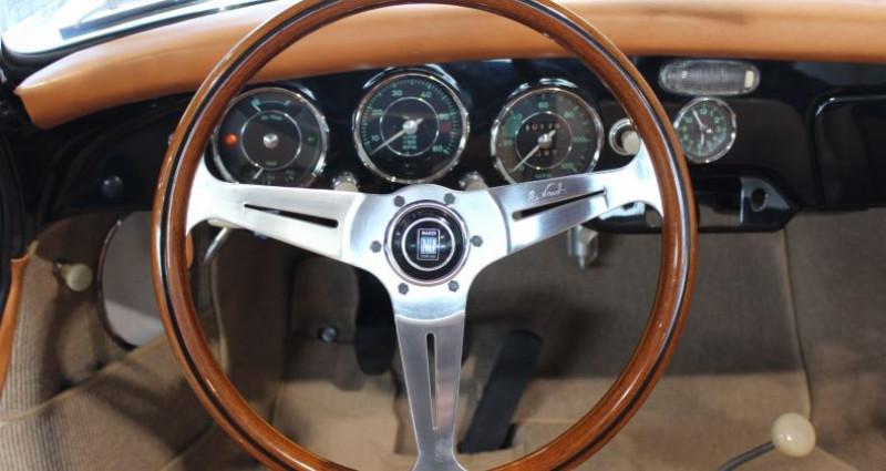 Porsche 356 A Cabriolet 16 100 s Noir occasion à Le Port Marly - photo n°4