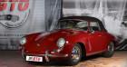 Porsche 356 c cabriolet Bordeaux à PERIGNY 17