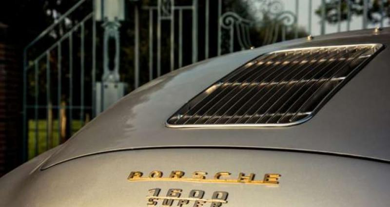 Porsche 356 SPEEDSTER - REPLICA - COLLECTORS ITEM Gris occasion à IZEGEM - photo n°6
