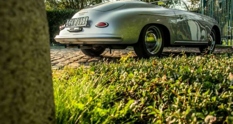 Porsche 356 SPEEDSTER - REPLICA - COLLECTORS ITEM Gris occasion à IZEGEM - photo n°4