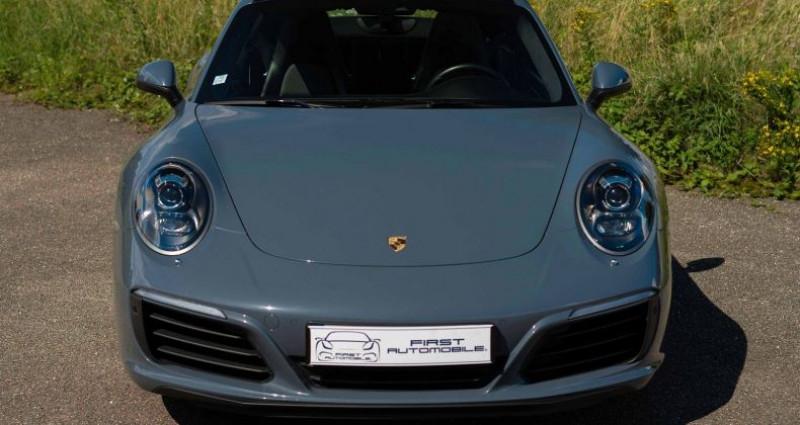 Porsche 911 Type 991 (991) 3.0 370CH 4 PDK Bleu occasion à VENDENHEIM - photo n°5