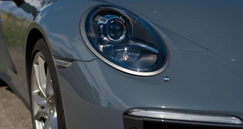Porsche 911 Type 991 (991) 3.0 370CH 4 PDK Bleu occasion à VENDENHEIM - photo n°7