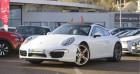 Porsche 911 Type 991 (991) 3.8 400 CARRERA 4S PDK Blanc 2013 - annonce de voiture en vente sur Auto Sélection.com