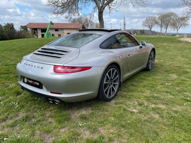 Porsche 911 Type 991 (991) 3.8 400 CARRERA S PDK Gris occasion à Vacquiers - photo n°7