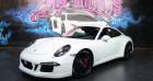 Porsche 911 Type 991 (991) 3.8 430 CARRERA 4 GTS PDK Blanc à CANNES 06