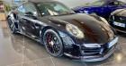 Porsche 911 Type 991 (991) 3.8 520 TURBO PDK Noir à Saint Vincent De Boisset 42