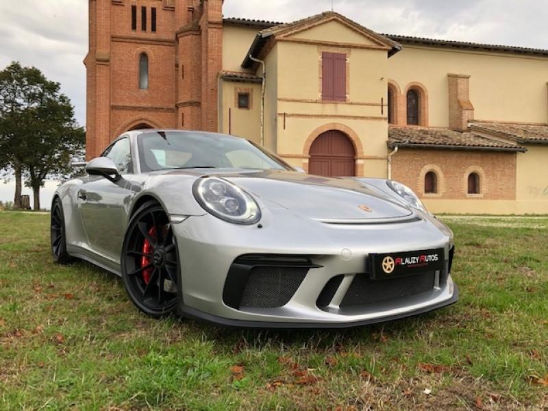 Porsche 911 Type 991 (991) 4.0 500 GT3 CLUB SPORT Argent occasion à Vacquiers