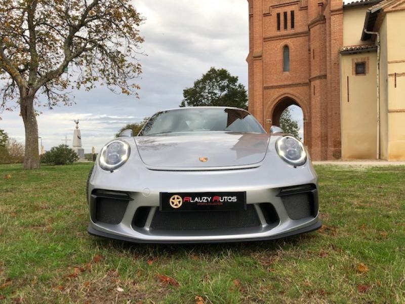Porsche 911 Type 991 (991) 4.0 500 GT3 CLUB SPORT Argent occasion à Vacquiers - photo n°3