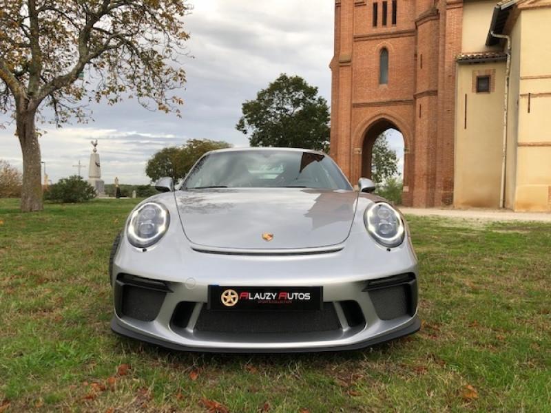 Porsche 911 Type 991 (991) 4.0 500 GT3 CLUB SPORT Argent occasion à Vacquiers - photo n°4