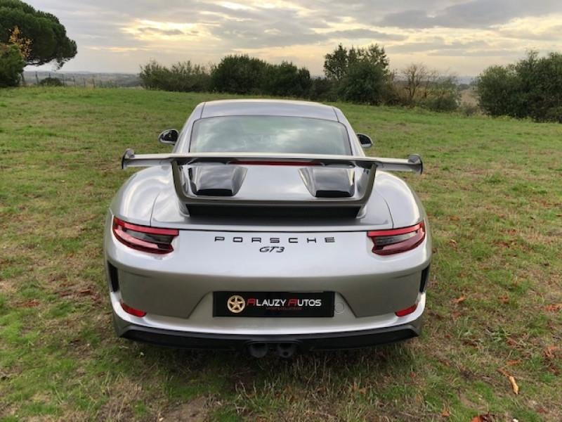Porsche 911 Type 991 (991) 4.0 500 GT3 CLUB SPORT Argent occasion à Vacquiers - photo n°6