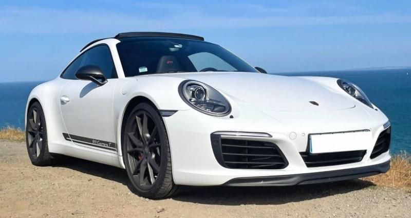 Porsche 911 Type 991 (991) Carrera T 3.0 370 Ch PDK 4 Places Blanc occasion à SAINT LAURENT DU VAR - photo n°5