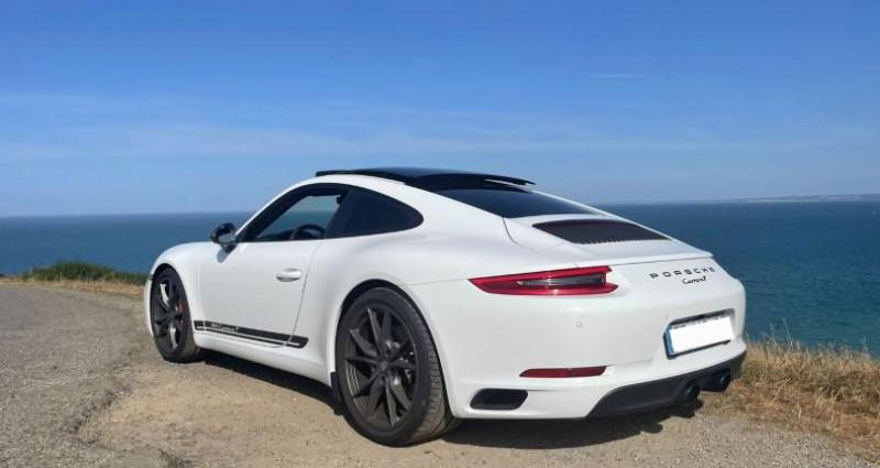Porsche 911 Type 991 (991) Carrera T 3.0 370 Ch PDK 4 Places Blanc occasion à SAINT LAURENT DU VAR