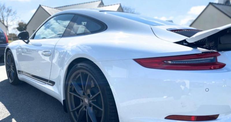 Porsche 911 Type 991 (991) Carrera T 3.0 370 Ch PDK 4 Places Blanc occasion à SAINT LAURENT DU VAR - photo n°2