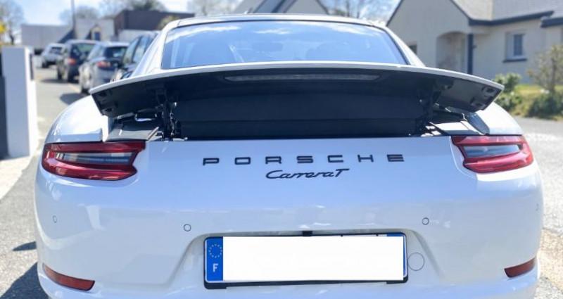 Porsche 911 Type 991 (991) Carrera T 3.0 370 Ch PDK 4 Places Blanc occasion à SAINT LAURENT DU VAR - photo n°3