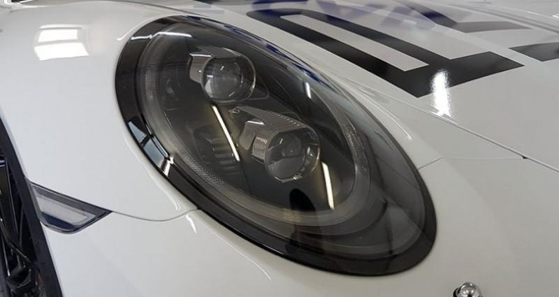 Porsche 911 Type 991 (991) ENDURANCE RACING EDITION Blanc occasion à Hesperange - photo n°6